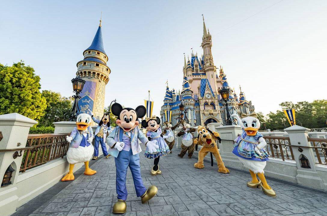 Disney Anuncia Nuevos Espectáculos Y Sorpresas Para Celebrar Su 50 Aniversario De Parque En Parque